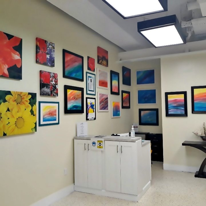 The Bold Art Gallery Interior 1