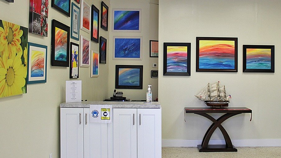 The Bold Art Gallery Inside